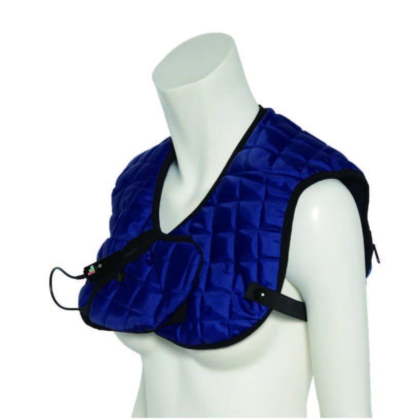 肩凝りケア用 遠赤外線肩掛け『ひなた羽織』3週間体験のイメージその2