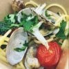 【テイクアウト専用】アサリ・白魚と青菜のアーリオ・オーリオ
