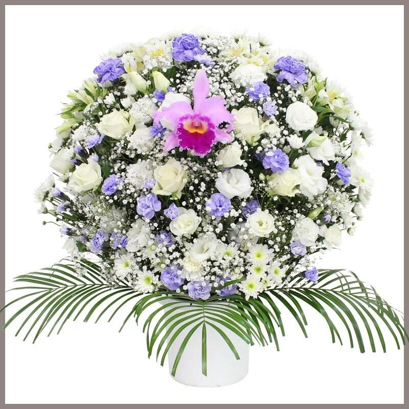 ご家族様専用割引チケットレギュラー供花のイメージその2