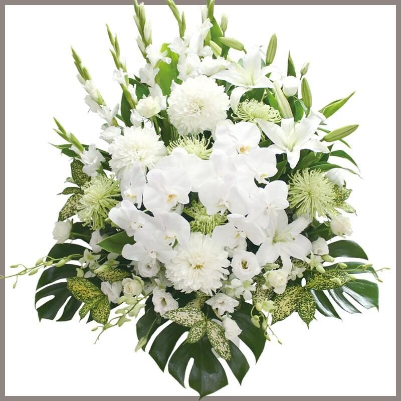 ご家族様専用割引チケットレギュラー供花のイメージその4