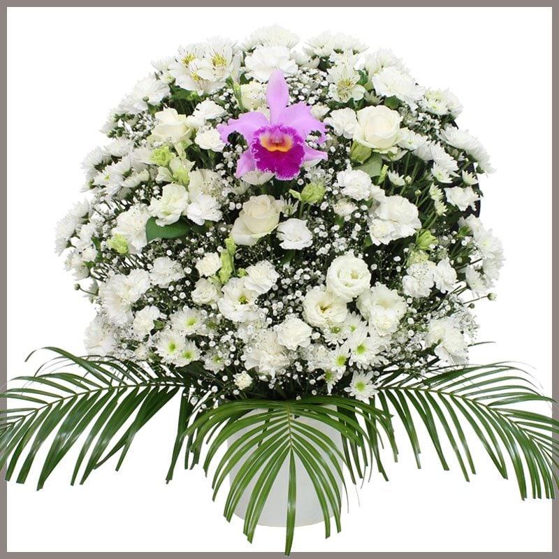 ご家族様専用割引チケットレギュラー供花のイメージその3