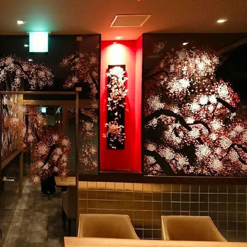カスタムペイント 壁面塗装(セントレア内装)のイメージその3