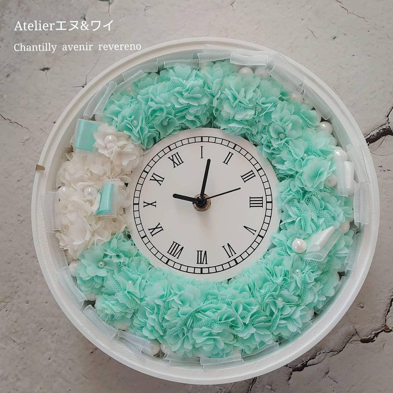 リース交換可能な時計 リベリーノシャンティ アブニール スキルアップレッスンのイメージその1