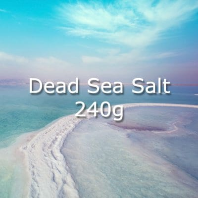 Dead Sea Salt 《240g》