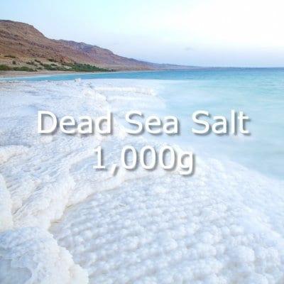 Dead Sea Salt 《1,000g》