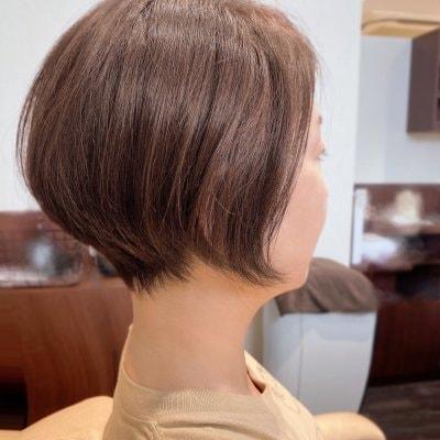 【リピータークーポン】髪質改善カラー+ステップボーンカット
