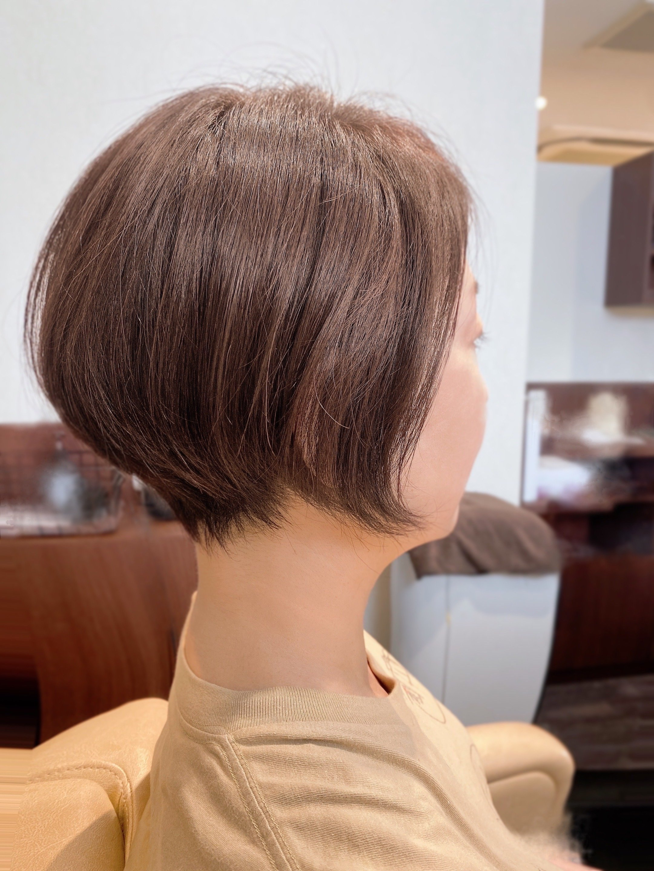【新規クーポン】縮毛矯正による似合わせカットのイメージその1