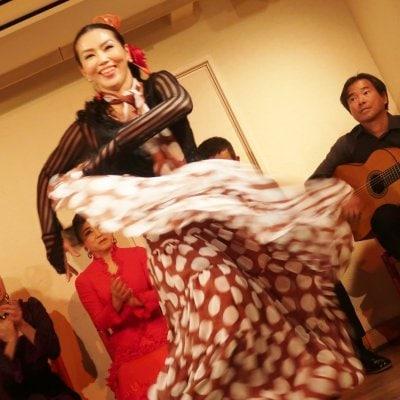 2月19(金)FlamencoLIVE 当日Zoom配信+翌日から3日間の録画配信