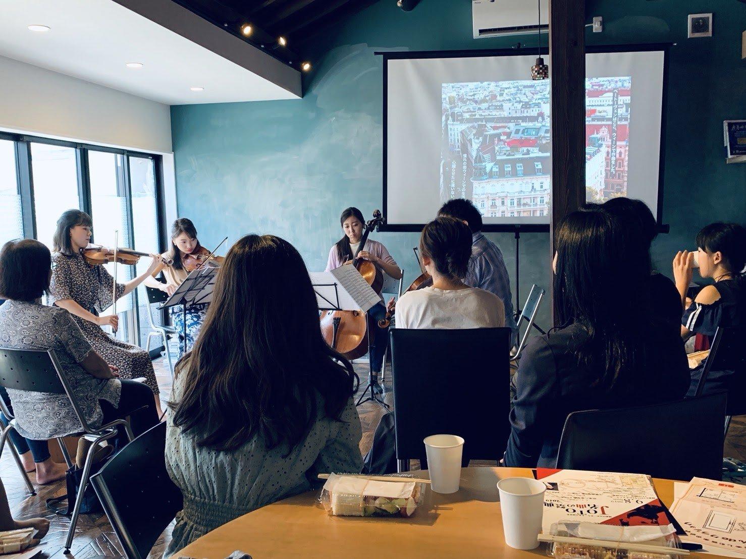 【各日一般】8月27日開催「妖怪提琴〜古民家でレクチャーコンサート」のイメージその3