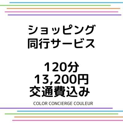 ショッピング同行サービス ※東京都・埼玉県の方は交通費込み※それ以外の地域の方には別途交通費をお願いします
