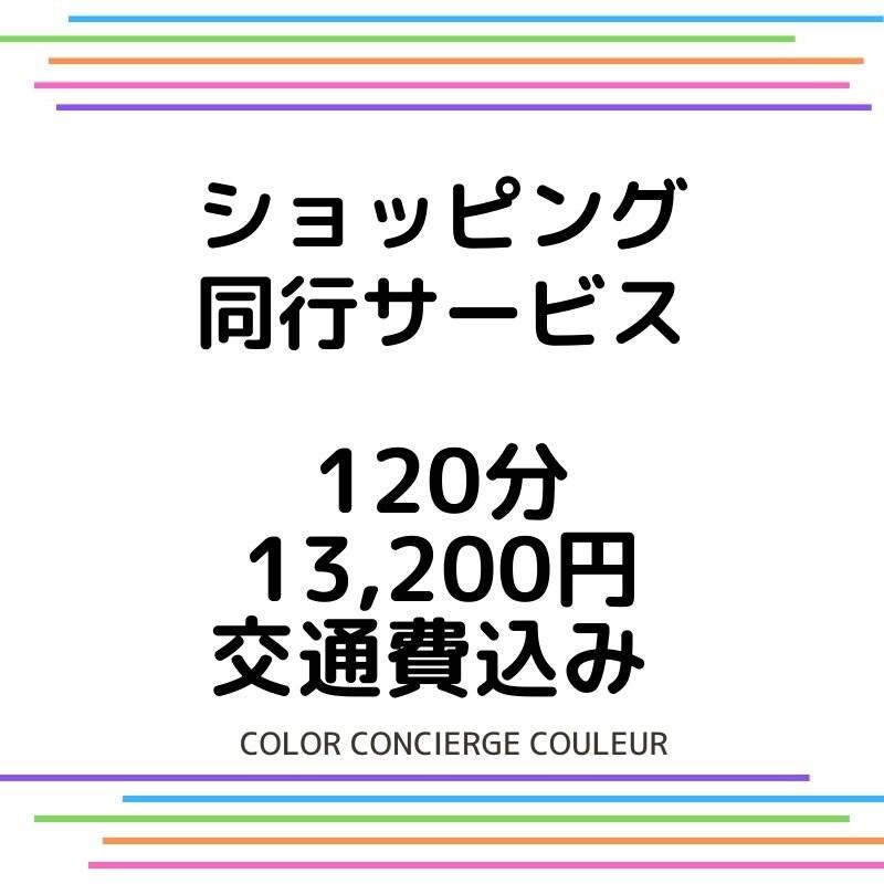 ショッピング同行サービス ※東京都・埼玉県の方は交通費込み※それ以外の地域の方には別途交通費をお願いしますのイメージその1