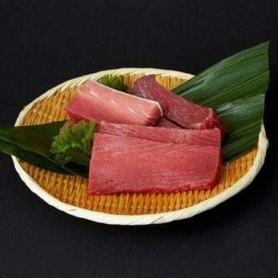 布長|冷凍|まぐろ赤身三種食べ比べセット【インドマグロ・バチマグロ...