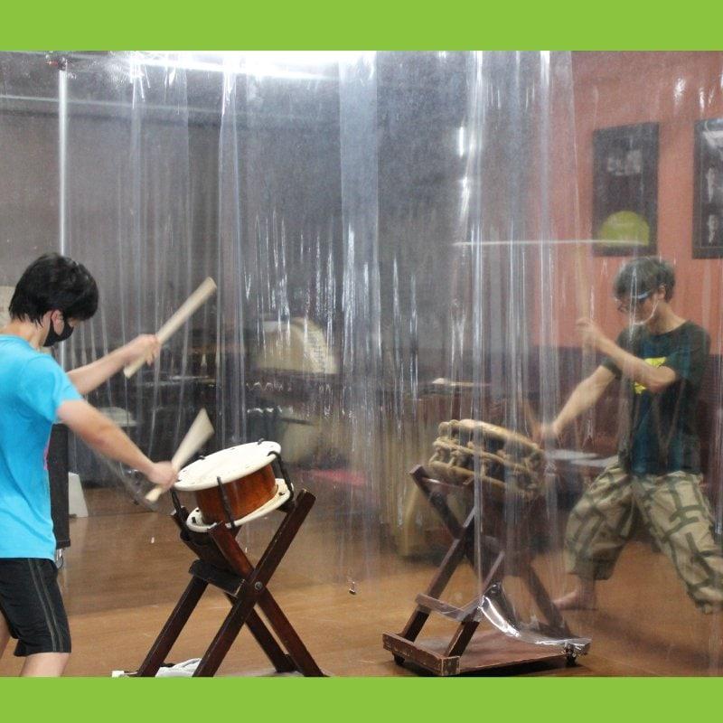 ガナクリニック|5/3午後|和太鼓ワークショップウェブチケット|締め太鼓基礎|限定3名|愛知県名古屋市のイメージその2