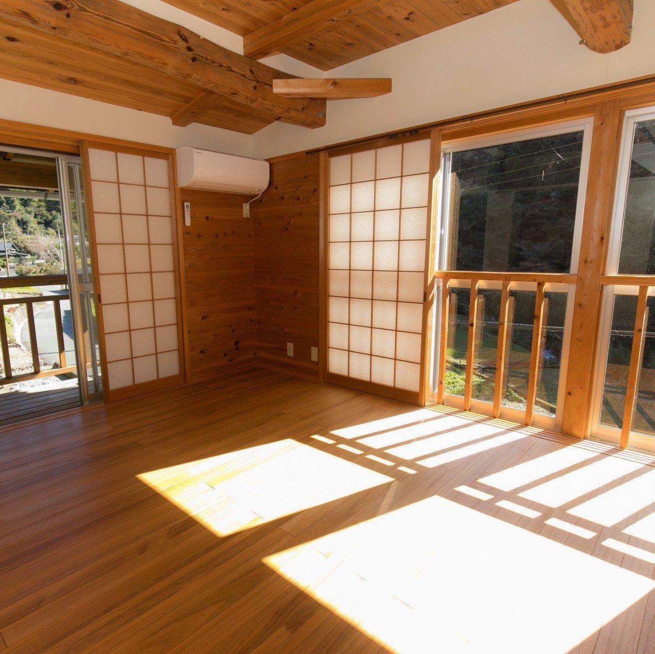 里山民宿 丸(さとやまみんしゅく まる)/✿どっぷり緑の中につかる日/いなさマップ「F」のイメージその2
