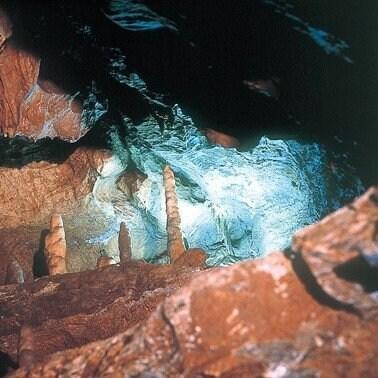 竜ヶ岩洞(りゅうがしどう)✿2億5千万年の歴史への誘い、神秘の大鍾乳洞…竜ヶ岩洞!/いなさマップ「よ」のイメージその4