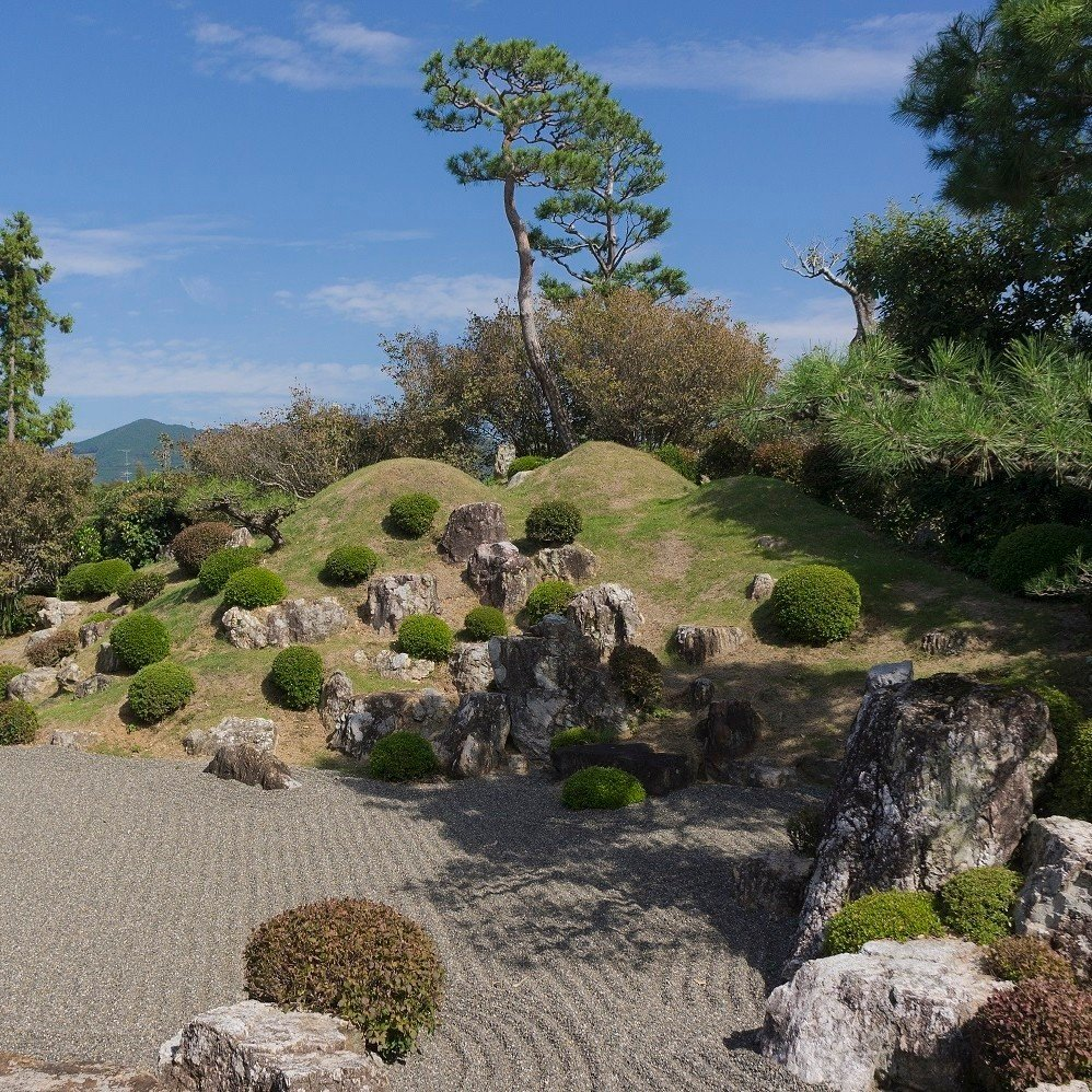 実相寺庭園(じっそうじていえん)/いなさマップ「い」のイメージその1
