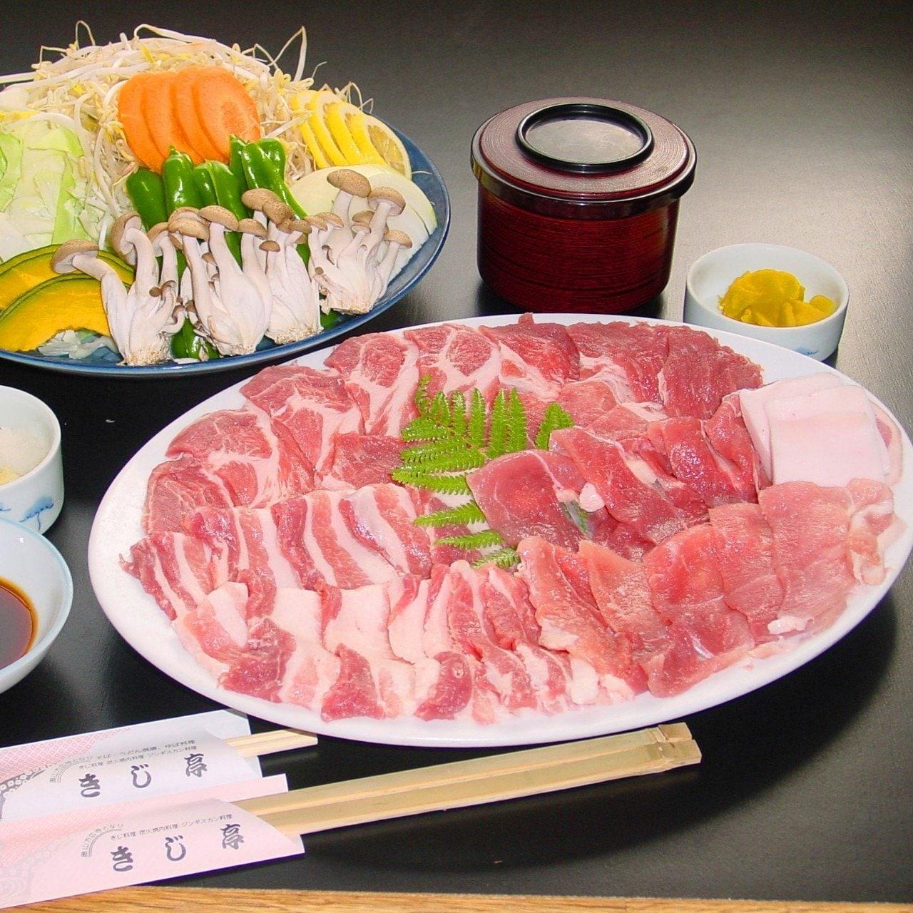 きじ亭(きじてい)/✿奥浜名湖 奥山半僧坊となり。きじ料理!そば!うどん!ジンギスカン!等を提供しています♪/いなさマップ「17」のイメージその1
