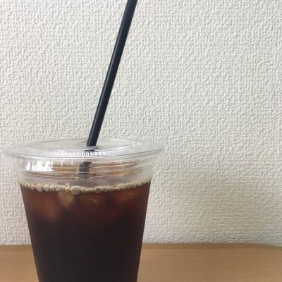 「あんぱさんど」ブラックコーヒー アイス Lサイズ