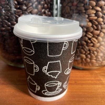 「あんぱさんど」ブラックコーヒー ホット Mサイズ