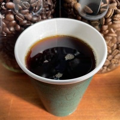 「あんぱさんど」ブラックコーヒー ホット Lサイズ