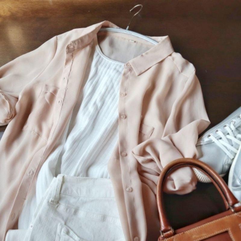 洋服コーディネート・レディース、一緒にお買い物1時間コース(交通費含む)のイメージその3