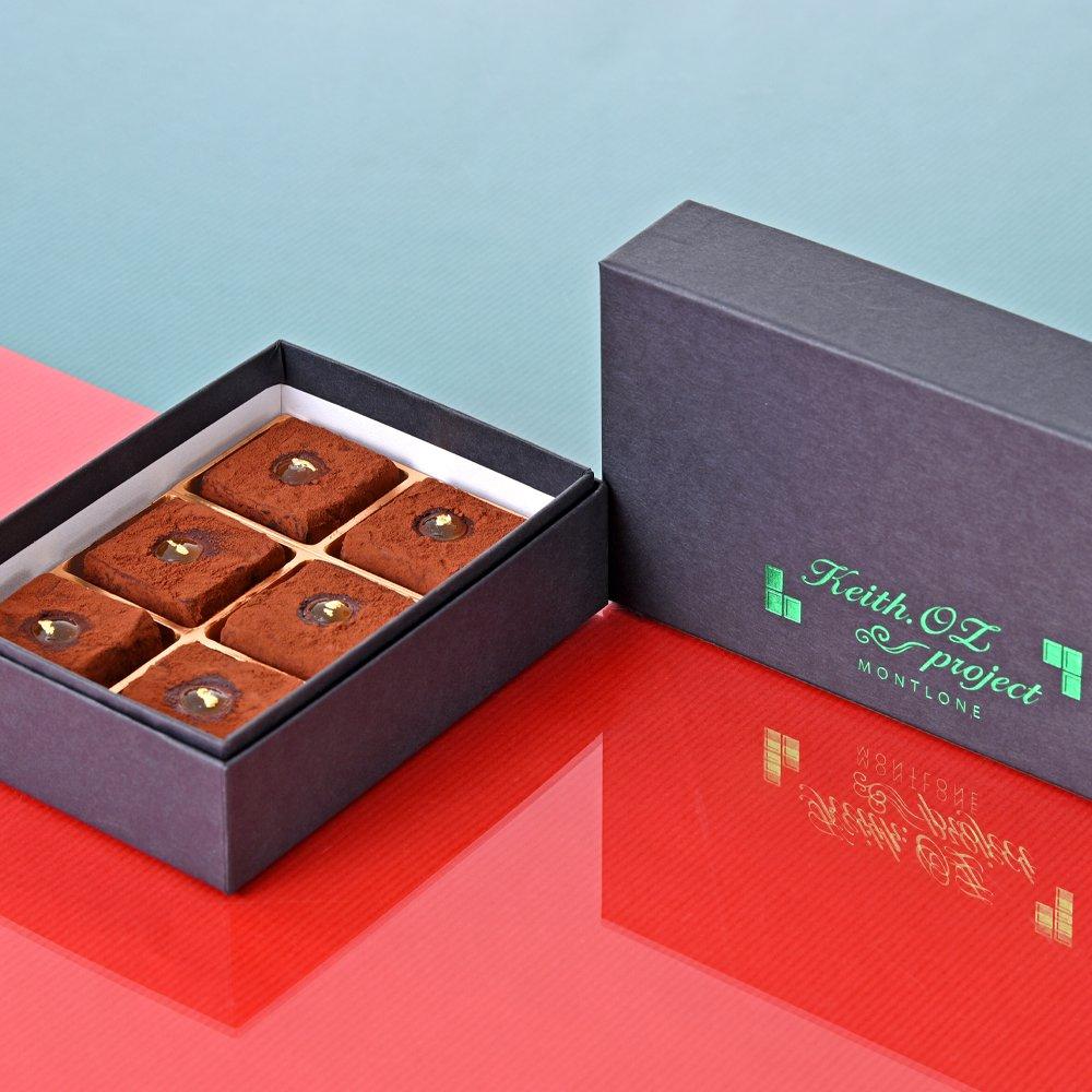 【要予約】生チョコレート Rua's Cervino by Keith.oz  6個入のイメージその2