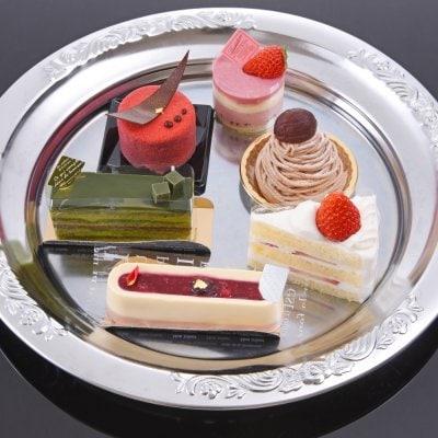 【6個】ケーキアソート