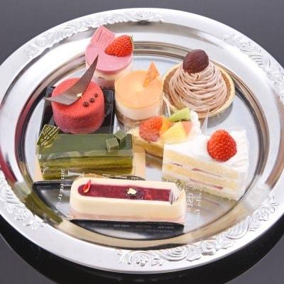 【8個】ケーキアソート