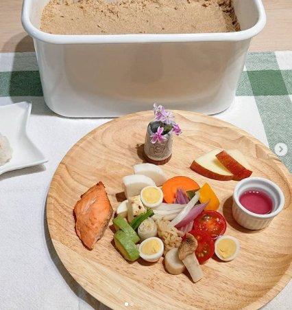 サラダのようなぬか漬教室 お昼の部のイメージその1