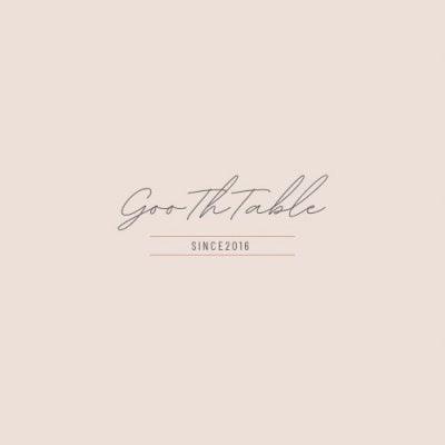【限定50名様】GooTH  Table  会員制 月額 1,500円