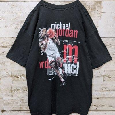 NIKE Tシャツ ジョーダン ジャンプマンロゴ バックプリント|銀タグ 90年代|白タグ|90s|ナイキ|oldcloset...