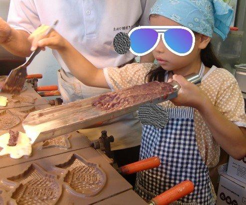 【3月30日開催】春休み特別イベント こども・たい焼き体験隊のイメージその3