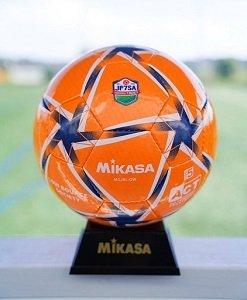 MIKASA製日本ソサイチ連盟公式球|ローバウンド5号球