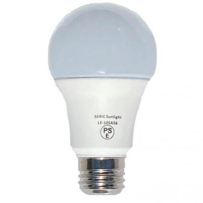 太陽光LED電球