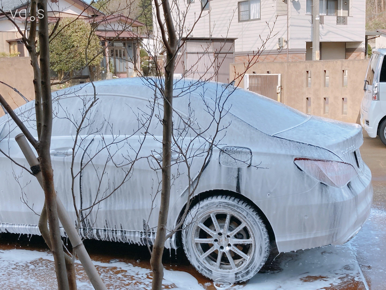 シャンプー洗車チケットのイメージその1