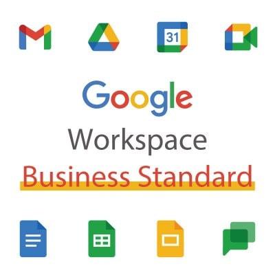 【月額】Google Workspace Business Standard