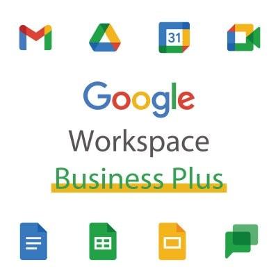 【月額】Google Workspace Business Plus