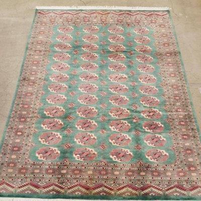188x274cm|3帖|パキスタン絨毯|リビング