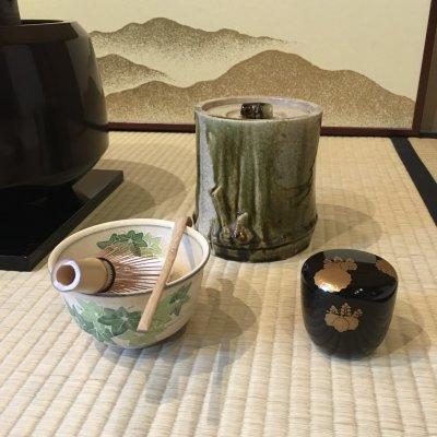 初級・薄茶コース
