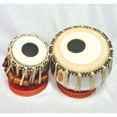 【新品・最上級品質】タブラ インド打楽器 フルセット