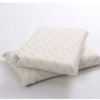 女性向き枕(厚みは7.5cm)
