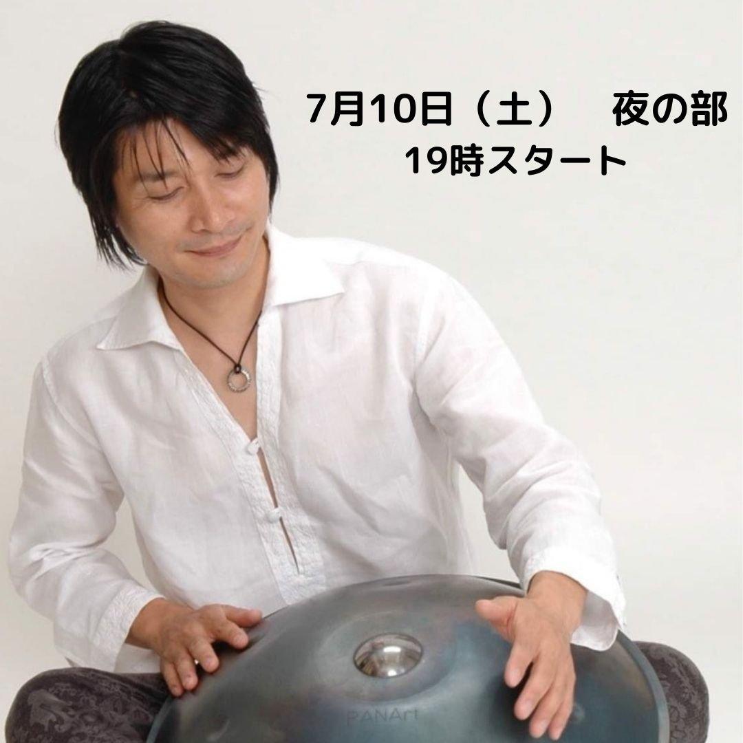 ヤマザキ ヤマト LIVE in OrangeCafe 夜の部(大人)のイメージその1