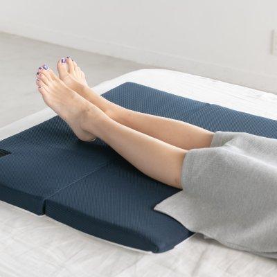 「寝るだけで体のゆがみを整える足専用枕」購入ウェブチケット