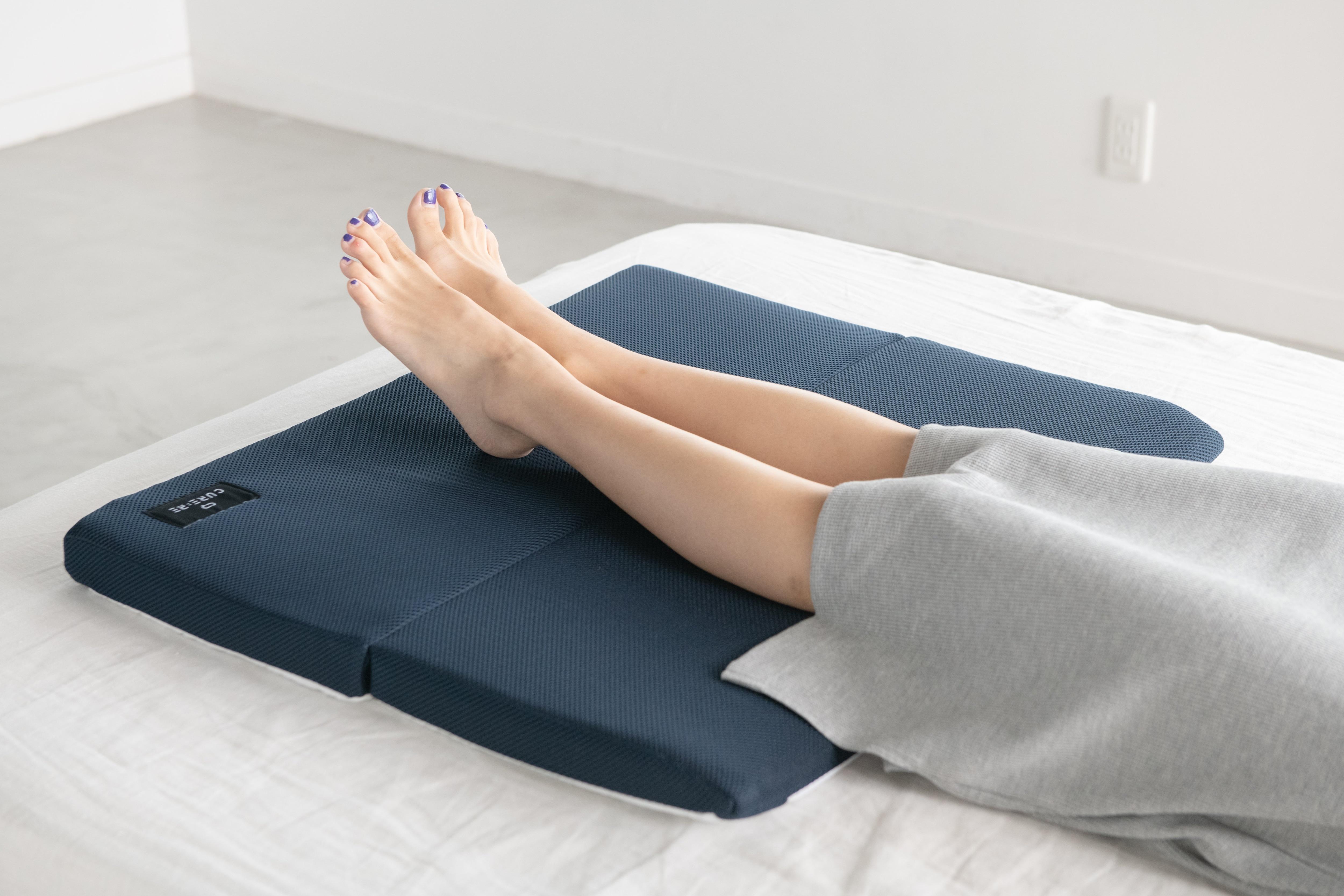 「寝るだけで体のゆがみを整える足専用枕」購入ウェブチケットのイメージその1