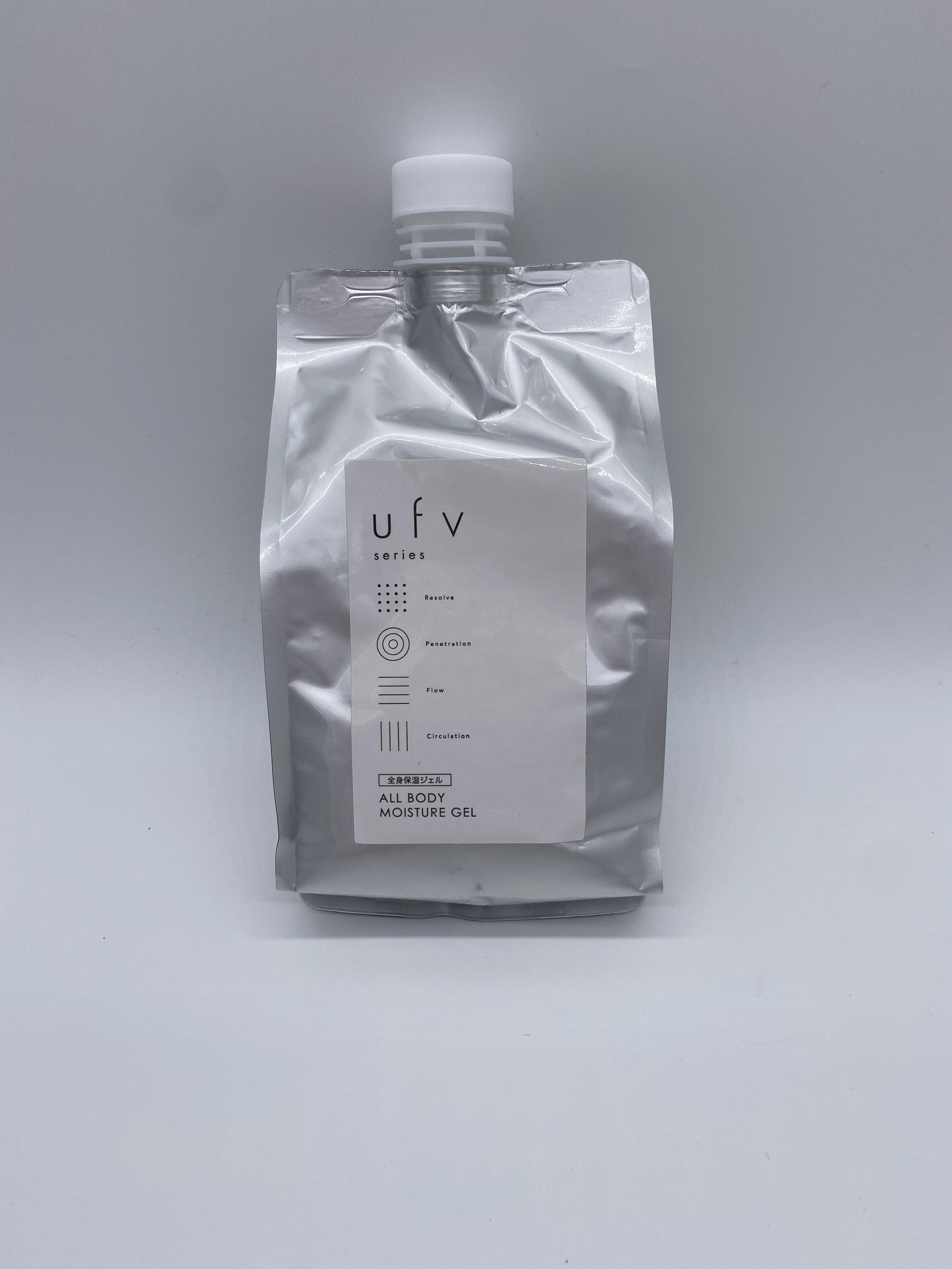 「ufvオールボディモイスチャージェル1kg」ポンプ付き購入ウェブチケットのイメージその2