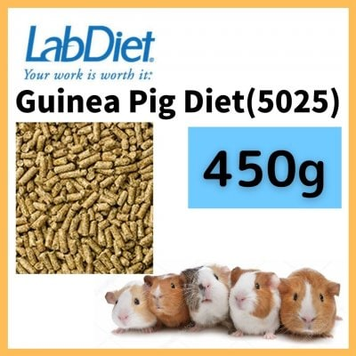 LabDiet ギニアピッグダイエット 450g