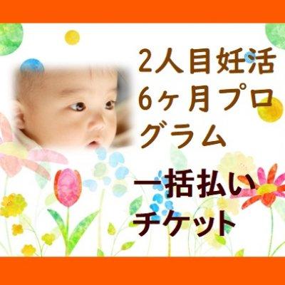2人目妊活 6ヶ月プログラム