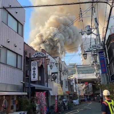 大阪市西区九条商店街10/09災害復興支援金