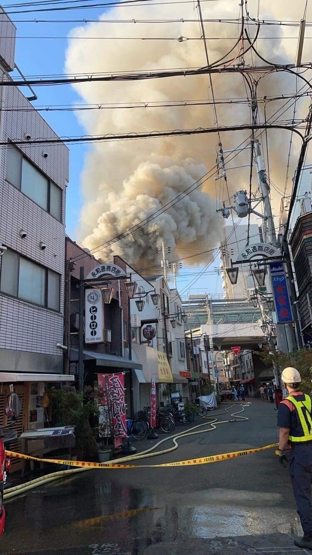 大阪市西区九条商店街10/09災害復興支援金のイメージその1