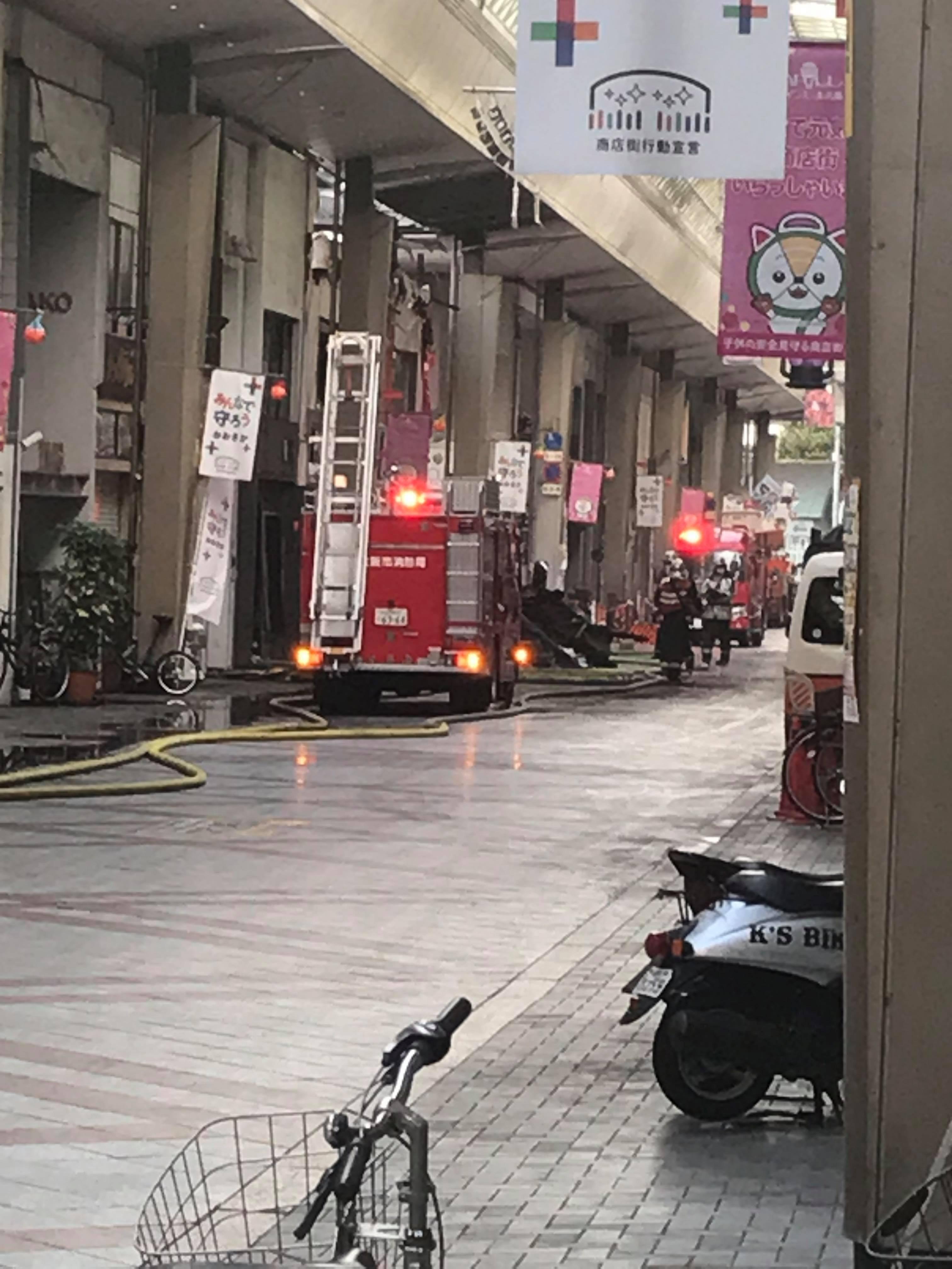 大阪市西区九条商店街10/09災害復興支援金のイメージその3